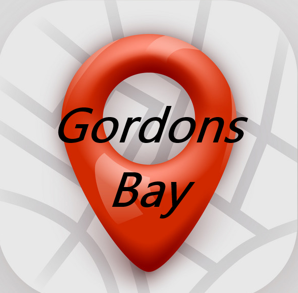 Gordons Bay Location Icon