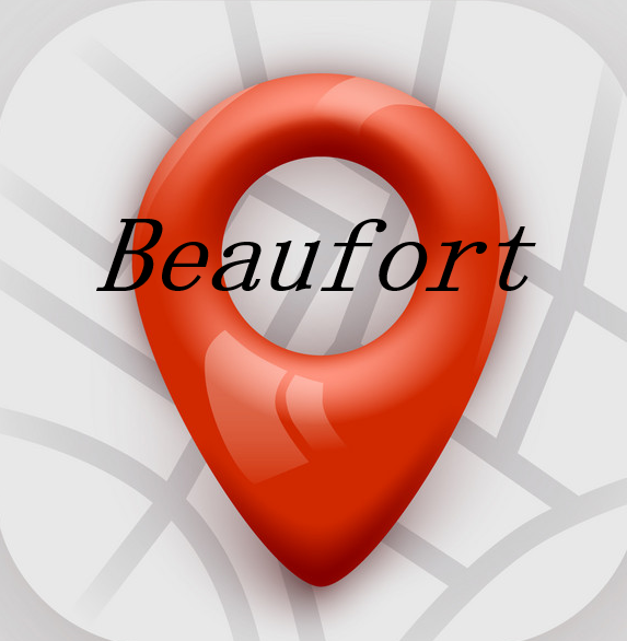 Beaufort Location Icon